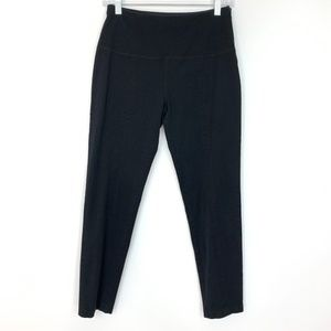 Lysse Cigarette Ankle Pants Black Leggings